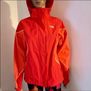 NORTHFACE FULLY LINED ANORAK SMALL